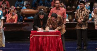 Fokus Kembangkan Budaya, Sanggar Greget dan ISI Surakarta Tandatangani MoU
