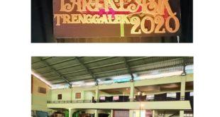 Dwiyasmono, S.Kar., M.Sn.Dosen ISI Surakarta Jurusan Tari melakukan pengabdian kepada masyrakat sebagai dewan juri dalam rangka Festival Tari Klasik Tahun 2020